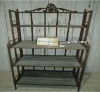 home decoration antique  metal  shelf