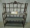home decoration antique  metal  shelf