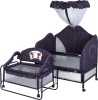 hot-selling baby metal bed(9230)