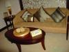 hotel sofa