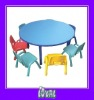 kids chalk table