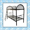 lovely contemporary double decker metal bunk bed
