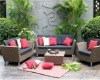 luxurious Outdoor Rattan Furniture 2011
