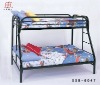 metal bunk bed in furniture