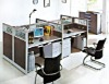 modern office furniture cubicles/office partition