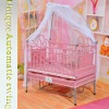 mp3&automatic swing baby crib( baby & nursery furniture)