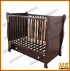 one big drawer pine baby crib