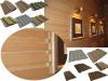 plastic lumber indoor panels with CE/ISO/SGS