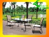 popular & durable outdoor mesh furniture set