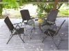 rattan chairs set