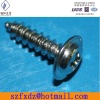 self tapping screw with washer