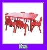 toddler plastic table and chair set