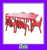 toddlers wooden table and chairs