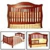 wooden Baby/Nursery/Infant crib Furniture
