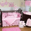 wooden baby bed/ baby crib