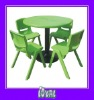 wooden children table