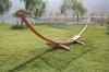 wooden hammock